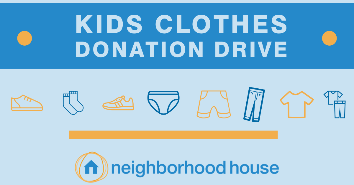 kids clothes donations